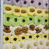 Рахат-лукум восточные сладости 0.5 кг