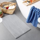 Шикарный коврик для ванной Comfort от Tcm Tchibo, Германия! 100х60 см, нюанс