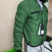 Мужская куртка-ветровка. 2 цвета