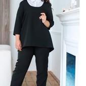 Стильный костюм(брюки-блуза)