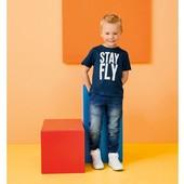 Прикольная футболка на мальчика Lupilu Германия размер 110/116