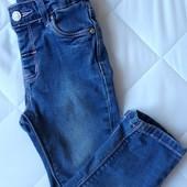 Фирменные джинсы BabyGo для девочки р.92