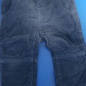 Вельветовые джинсики Бенетон