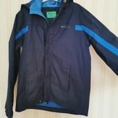 Куртка ветровка Mountain 9-10 let