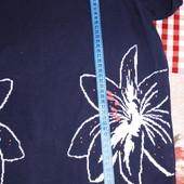 Красивый свитерок приблизетельно с 14-16лет смотрите замеры