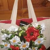 Летняя сумочка своими руками