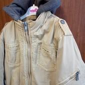 Куртка котоновая на синтепоне на мальчиков Nature 13-14л.