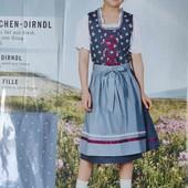 Шикарный костюм 3в 1 Pepperts 152 в баварском стиле