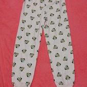 Піжамні штани на 6-7 років. Коттон