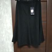 Фирменная новая красивая юбка р.10-12.