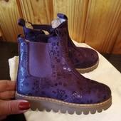 Супер классные кожаные ботиночки