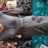 Платье с интересной спинкой!)