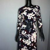 Качество! Стильное платье в цветочный принт 3/d от бренда Paul Smith, новое состояние