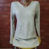 Модный вязаный свитер Million
