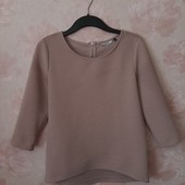 Красивая блуза , пудровог цвета ! УП скидка 10%