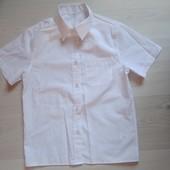 Рубашка на 9-10 лет в хорошем состоянии