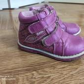 Детские ботиночки р.25-15,5 см