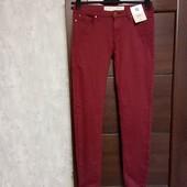 Фирменные новые красивые джинсы-скини р.10-12