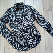 Шелковистая, стильная рубашка от Esmara, размер нем 34