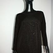 Качество! Стильная и нарядная блуза/удлиненная спинка от H&M, в новом состоянии