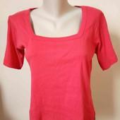 Гарна трикотажна блузка, стан ідеальний, 10% знижка на УП