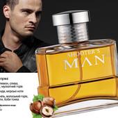 Мужская парфюмерная вода Shooter's Man от Farmasi, 100мл
