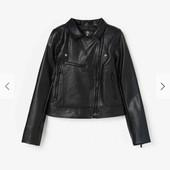 Крутая куртка-косуха Reserved для девочки 4-5 років