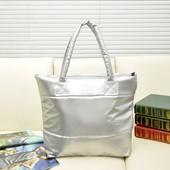 сумка женская стеганная 2 цвета