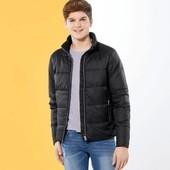Германия! Демисезонная стеганая куртка на мальчика 140см рост, 9-10лет!