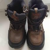 демисезонные ботинки на мальчика 25 размер