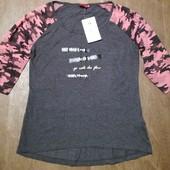 Женская блуза Uncle Sam Lidl размер М
