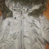 Пальто куртка деми 128 рост
