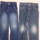 две пары джинсов на мальчика