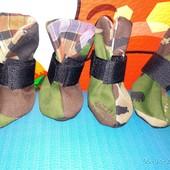 Обувочка для маленькой собачки