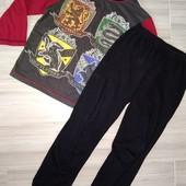 Пижама Гарри Поттер 7-8лет
