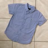 Стоп !❤ Фирменная классная коттоновая рубашка,9/10 лет❤ Много лотов!