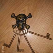 Муляж ключей пирата