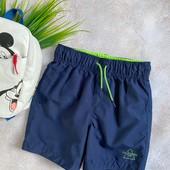 Primark пляжные шорты р.7-8 лет