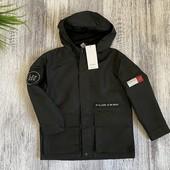 Reserved стильная куртка ветровка р.116