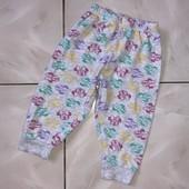 Стоп !❤ Минни Маус, коттоновые штаники для сна и отдыха,+-1 год❤ Много лотов!