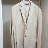 Пиджак льняной Tommy Hilfiger( оригинал) в отличном состоянии