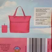 Сумка шоппер пляжная с косметичкой XXL