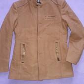 Куртка полупальто р М