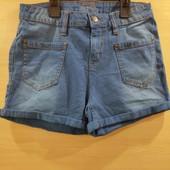 Esmara шорты короткие стрейч джинс 38 S
