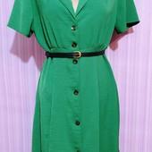 Лёгкое платье-халат на лето,на жару в идеальном состоянии!