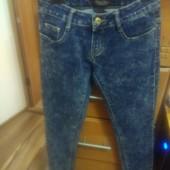 джинсы 26 р-р