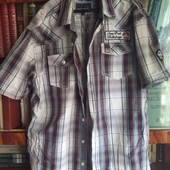 Мужская летняя рубашка,s