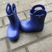 Резиновые сапожки Crocs оригинал С9