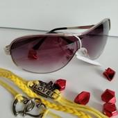 Классные солнцезащитные женские очки!!!