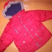 NEXT куртка на рост 86